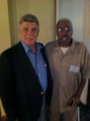Dennis Campoli and Clarence Williams